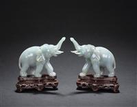 漢玉象擺件去哪里賣掉好