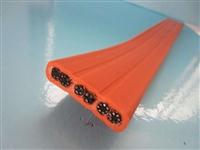 导体直径1.78mmIJYVPR高压扁电缆