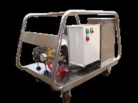 电驱高压水疏通机