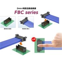 日本进口连接器KEL横向引出型电缆用接插件型号FBC02-036-1