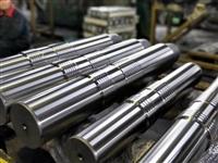 液压机拉杆立柱耐热钢锻材