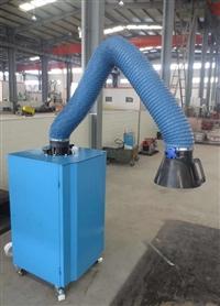 諾和環保焊煙凈化器的工作原理