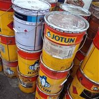 宿迁高价回收防腐油漆 上门回收