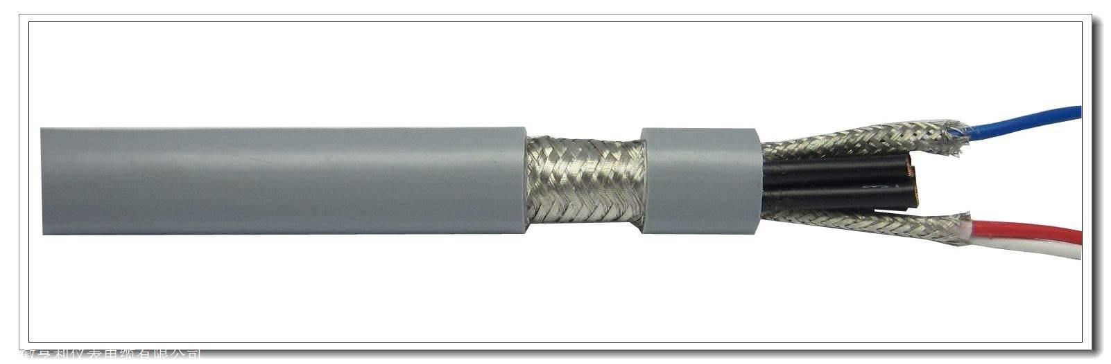高温变频电缆BPYJVP采用编制屏蔽结构