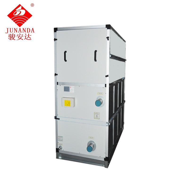 走水风柜3000风量六排管立式暗装风柜G-3LA换热风柜直销