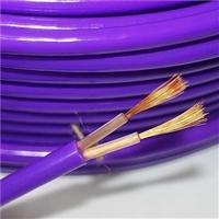镀锡铜丝编织双重屏蔽ZR-KFV变频电缆