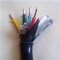 变频电缆BP-VVPPP2重叠式绕包15护套PVC