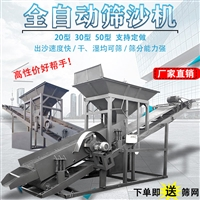 操作规程 滚筒式筛沙机