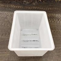 食品级塑料方箱加厚养殖箱大号周转箱800L