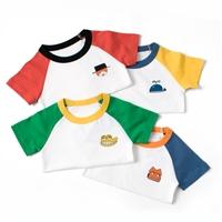 寶寶短袖T恤純棉韓版童裝