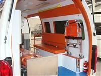 煙臺救護車護送中心隨時預約,全國護送