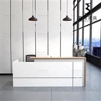 出售前台接待桌,各种尺寸丨颜色丨款式定制批发,材质耐用