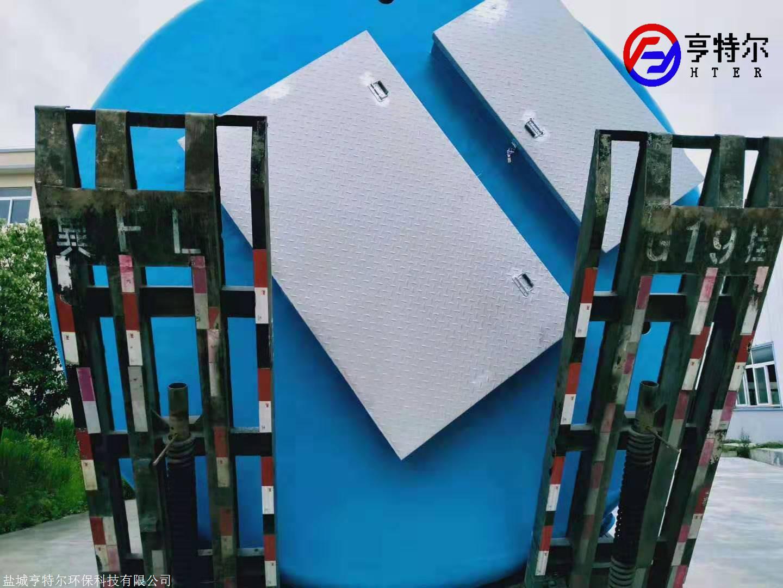 DN3800*10400地埋式一體化泵站 大型一體化泵站廠家