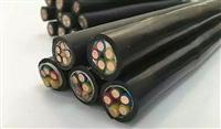 2*6mm2阻燃硅橡胶电缆ZR-KVFRB护套厚度2.4mm