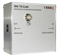 ISN T8-Cat6 非屏蔽平衡阻抗穩定網絡ISNCISPR22/CISPR32