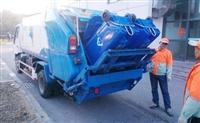 南二环城市垃圾清运处理