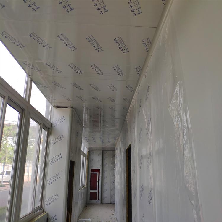 中区洁净彩钢板厂家博兴智造