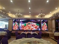 杭州酒店宴会厅LED显示屏