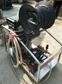 柴油高压水疏通机YX1743D