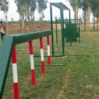 昌吉400米障碍低桩网尺寸参数 部队障碍器材