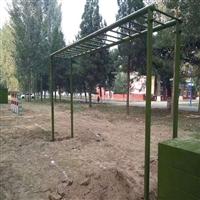 吐鲁番400米障碍矮墙规格参数 训练障碍器材