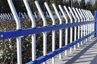 乌兰察布市集宁区PVC草坪围栏锌钢绿化护栏批发商