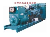 滁州800千瓦发电机出租租赁,定邦滁州出租发电机