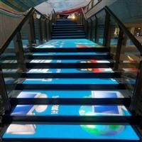室内LED楼梯屏LED台阶地砖显示屏LED地砖屏LED阶梯地板屏LED全彩