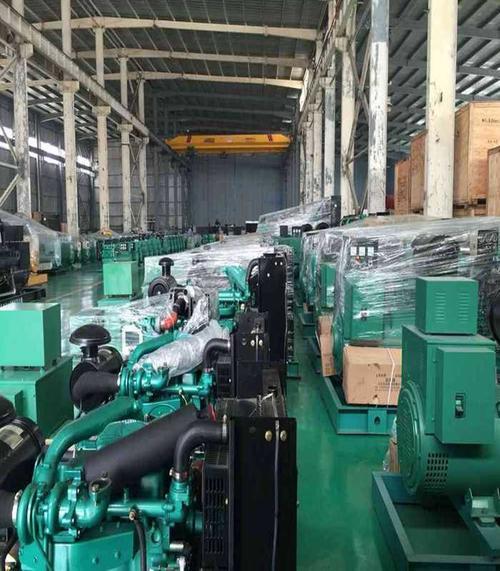 西安租赁柴油发电机