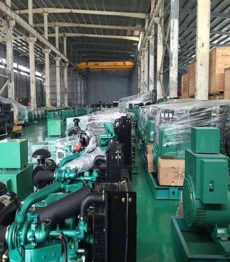 西安400kw发电机租赁