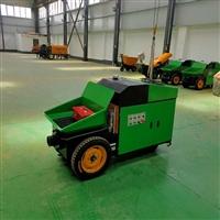大型混凝土輸送泵機 小型混凝土輸送泵 種類齊全