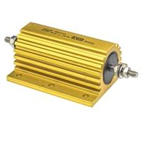 TE泰科现货底座安装铝壳预充功率电阻器HSC200 47RJ