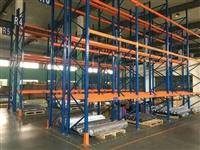 無錫倉儲貨架廠家  BG真人和AG真人標準非標貨架均可定製  七天發貨安裝