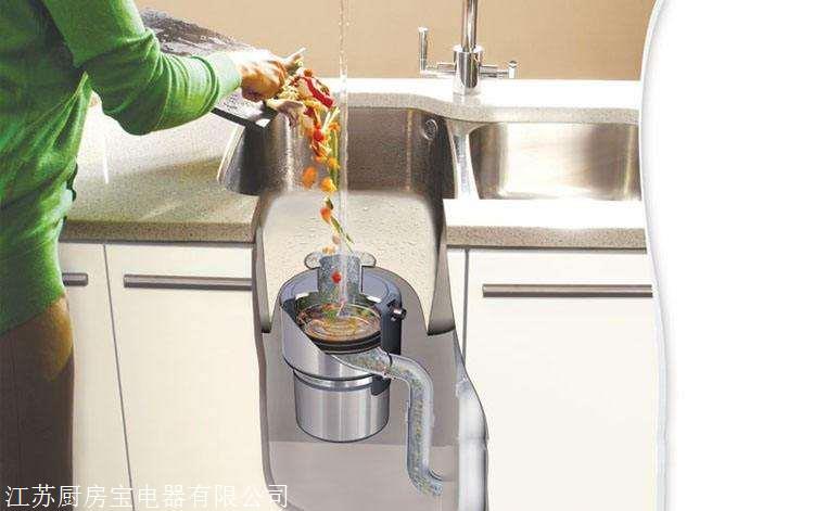 家用垃圾處理器排名榜廚房寶公司介紹