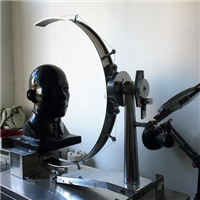 Delta仪器口罩视野测试装置 口罩视野测试装置