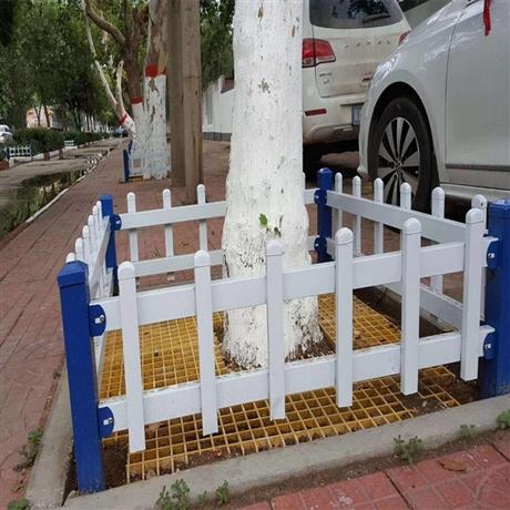 呼伦贝尔锌钢草坪围栏锌钢草坪护栏绿化带护栏哪里卖