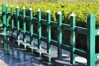 枣庄市薛城区PVC草坪围栏锌钢绿化护栏专售
