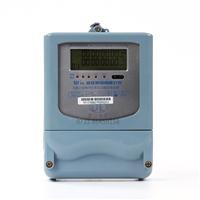 长沙威胜DSS-X-333-3三相三线有无功组合电能表/100V