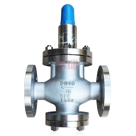 Y42X-16P不锈钢空气减压阀,氮气空气氧气氩气氢气氦气等