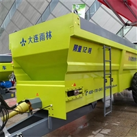 雨林厂家直销 土壤改良大型有机肥撒肥机