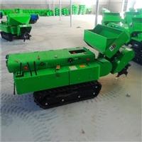 履帶式開溝施肥回填機 履帶式翻土犁地機  自走式蔬菜農田開溝機