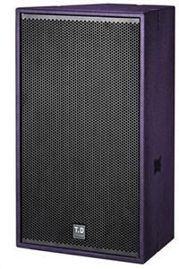 批发销售唐龙太极 T.D TAICHEE TZ-H15 15寸音响