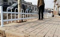 兰州市西固区PVC草坪围栏锌钢绿化护栏批发商