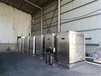 德克沃燃氣工業鍋爐