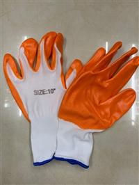 厂家直销 多种颜色安全防护劳保手套批发