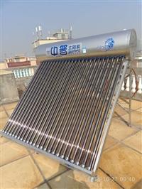 内外304全不锈钢太阳能热水器 大流量出水口设计 适合大户家庭