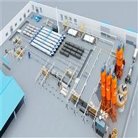 价格公道的加气砖设备厂家 小型加气砖生产线成套报价