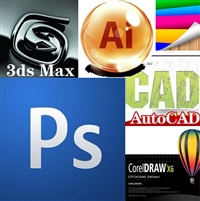 PS作图 PS修图 PS改图 效果图 平面图 设计视频