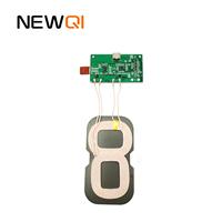 无线充电板 苹果工厂 无线充电台灯工厂 无线充电接收器贴片工厂
