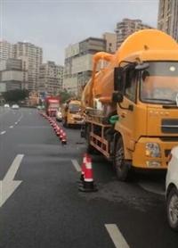 上海住宅小區下水道清淤疏浚 疏通清洗